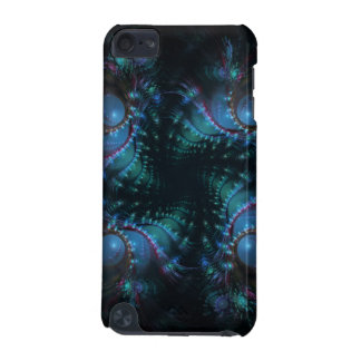 Atlantis Abstrct Digital Fractal iPod Touch (5th Generation) Cases