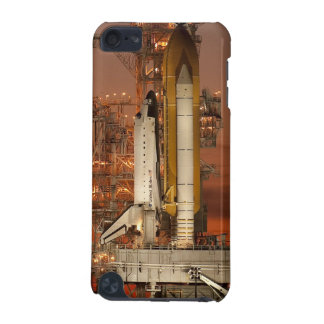 Atlantis awaiting the mission into space iPod touch (5th generation) case