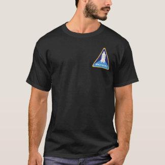Atlantis Final Flight front and back T-Shirt