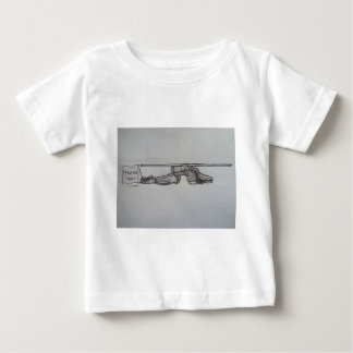 atlantis megalift carring helicopter only. baby T-Shirt