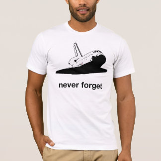 Atlantis - Never Forget T-Shirt
