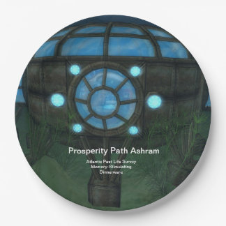 Atlantis Past Life Survey Memory-Stimulating Plate