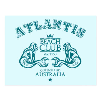 Atlantis Postcard