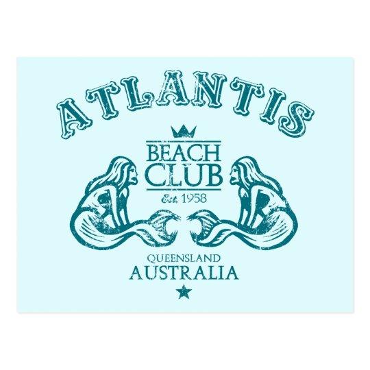 Atlantis Postcard