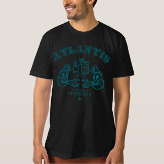 Atlantis - Retro Australia Beach T-Shirt