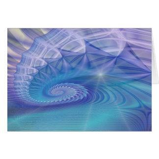Atlantis Rising Greeting Card