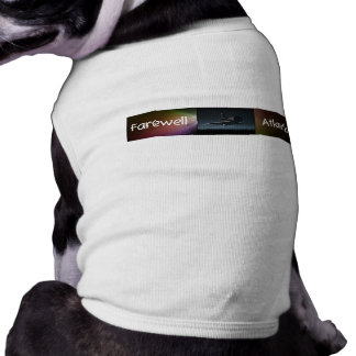 Atlantis Space Shuttle Pet Clothing