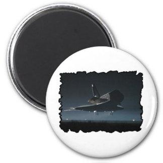 Atlantis Space Shuttle) Fridge Magnets