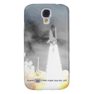 Atlantis Space Shuttle STS-135 Last Flight Galaxy S4 Covers