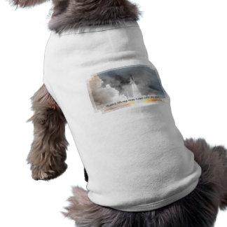 Atlantis Space Shuttle STS-135 Last Flight Dog Tshirt