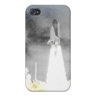 Atlantis Space Shuttle STS-135 Last Flight iPhone 4/4S Covers