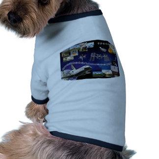 Atlantis Tribute OV 104 Pet T-shirt