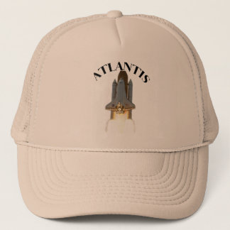 Atlantis Trucker Hat