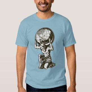Atlas Greek Mythology T-Shirt
