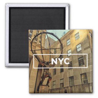 Atlas in NYC Magnet