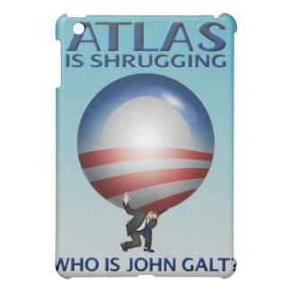 Atlas Is Shrugging iPad Mini Covers
