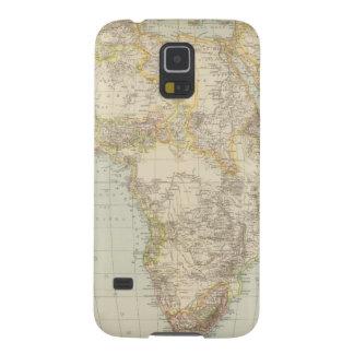 Atlas Map of Africa Galaxy S5 Case