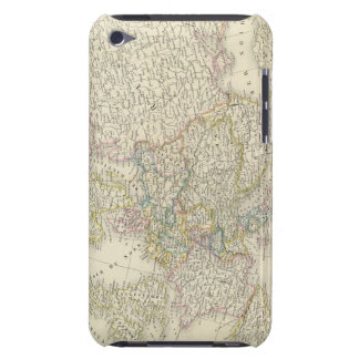 Atlas Map of Europe Barely There iPod Cases