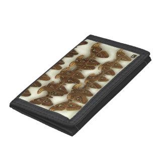 Atlas moth wallet