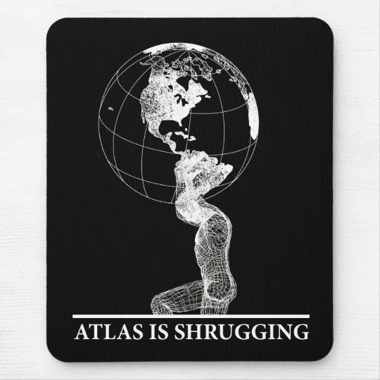 Atlas Mouse Pad