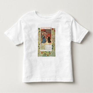 Atlas Ms Fr.2679 f.377 Jacques Coeur (c.1395-1456) Toddler T-Shirt
