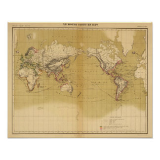 Atlas of 1550 poster
