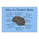 Atlas of a Dentist's Brain Card
