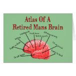 Atlas of Retired Mans Brain