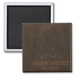 Atlas of Westchester County, NY Magnet