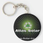 Atlas Solar Inc. Keychains