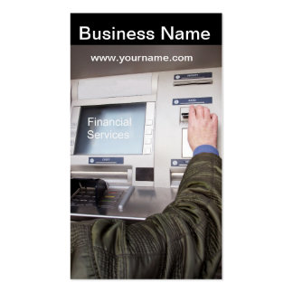 ATM Business card