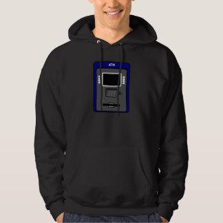 ATM Machine Mens Hoodie