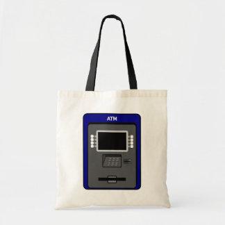 ATM Machine Tote Bag