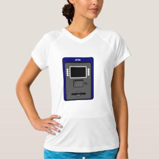 ATM Machine Womens Active Tee