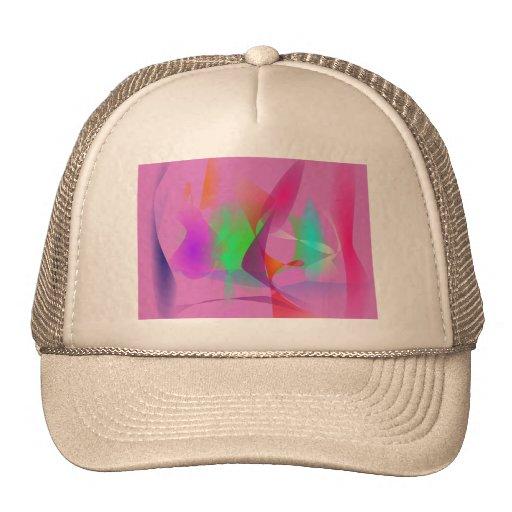 Atmosphere Art Mesh Hat