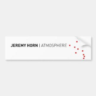 Atmosphere Bumper Sticker