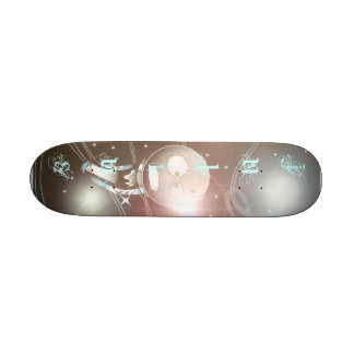 atmosphere skate board deck