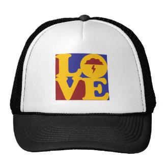 Atmospheric Sciences Love Trucker Hat