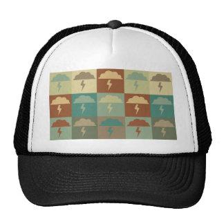Atmospheric Sciences Pop Art Trucker Hats