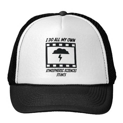 Atmospheric Sciences Stunts Mesh Hat