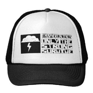 Atmospheric Sciences Survive Trucker Hat