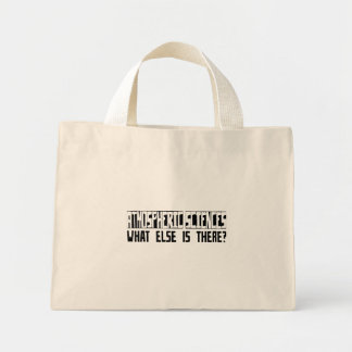 Atmospheric Sciences What Else Is There Canvas Bag