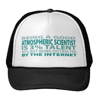 Atmospheric Scientist 3 Talent Mesh Hats