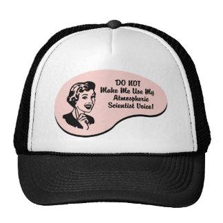 Atmospheric Scientist Voice Hat