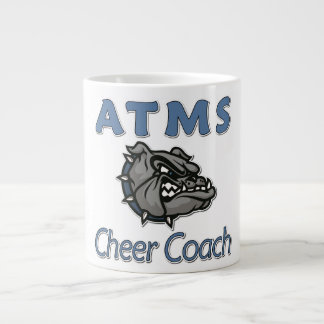 ATMS Cheer COACH Jumbo Mug
