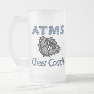 ATMS Cheer COACH Coffee Mugs