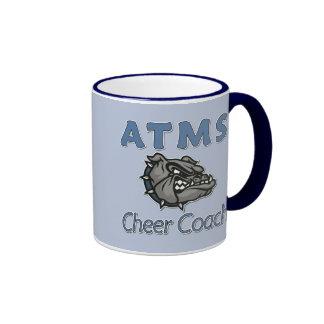 ATMS Cheer COACH Ringer Mug