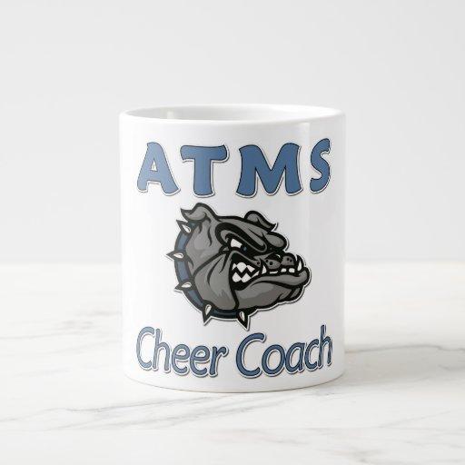 ATMS Cheer COACH Jumbo Mugs