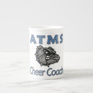 ATMS Cheer COACH Porcelain Mugs