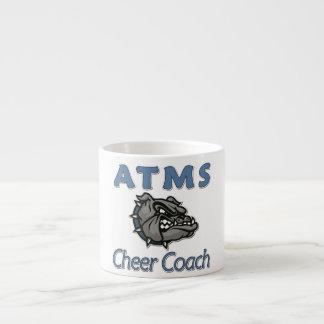ATMS Cheer COACH Espresso Mugs